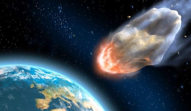 """Διαστημικό """"σφυρί"""": Το """"μυστικό όπλο"""" της Γης εναντίον των αστεροειδών"""