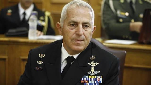 Ναύαρχος Αποστολάκης ΓΕΕΘΑ κρίσεις 2018 Στρατηγικός διάλογος Ελλάδας-ΗΠΑ: Σούδα & Κύπρος αιχμή για την άμυνα