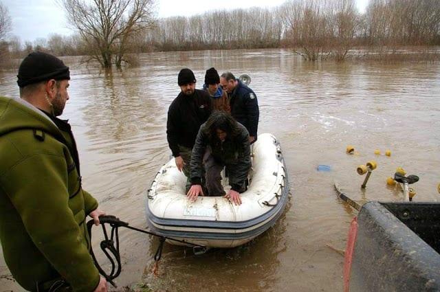 Πλωτή Αστυνόμευση στον Έβρο - Μέτρα για παράτυπους μετανάστες