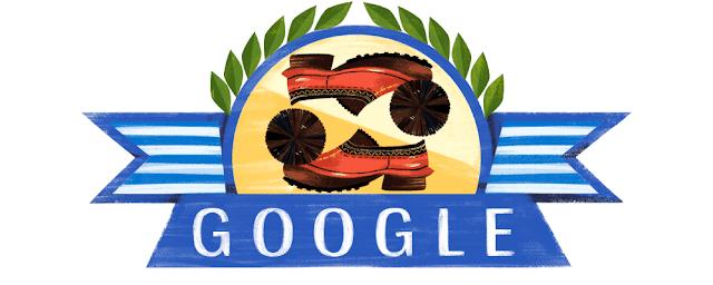 25η Μαρτίου: Η google έβαλε τσαρούχια για να τιμήσει την επέτειο