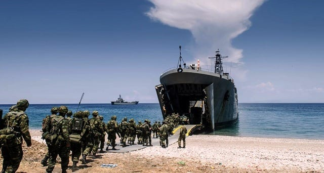 32 Ταξιαρχία Πεζοναυτών Διοικητής 2020 Υπουργείο Άμυνας: Διαψεύδει τις δήθεν μετακινήσεις στρατευμάτων Πεζοναύτες 32 Ταξιαρχία Πεζοναυτών: Πότε μετακομίζει - Τι θα γίνει το στρατόπεδο