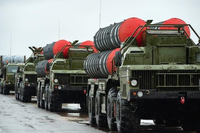 S-400 Κριμαία Ρωσία Τύμπανα πολέμου Ουκρανία