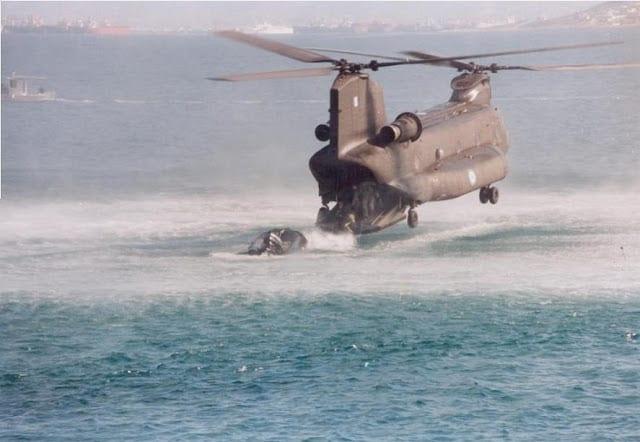Σινούκ Αεροπορία Στρατού