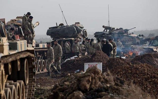 Συρία: Περικύκλωσαν το Αφρίν οι Τούρκοι - 700.000 πολιορκημένοι