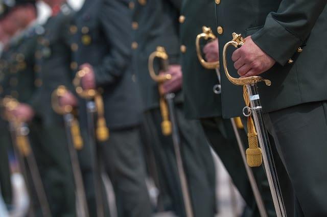 Κρίσεις Σχολή Ευελπίδων, Στρατός Ξηράς Αρχαιότητα Αξιωματικών Σωμάτων