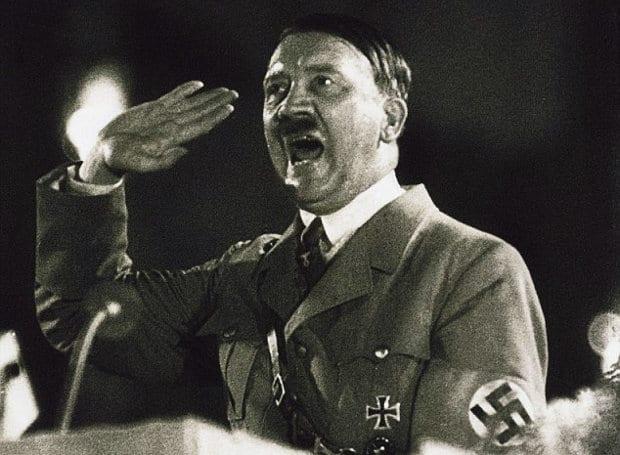 Αδόλφος Χίτλερ, 4 Μαΐου