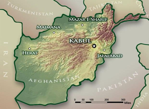 Αφγανιστάν, 26 Μαΐου