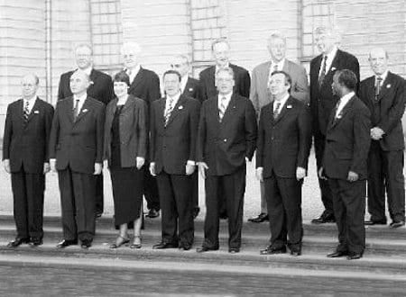 Διάσκεψη Βερολίνου - 2000, 3 Ιουνίου