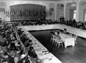 Σύνοδος Bretton Woods, 1 Ιουλίου