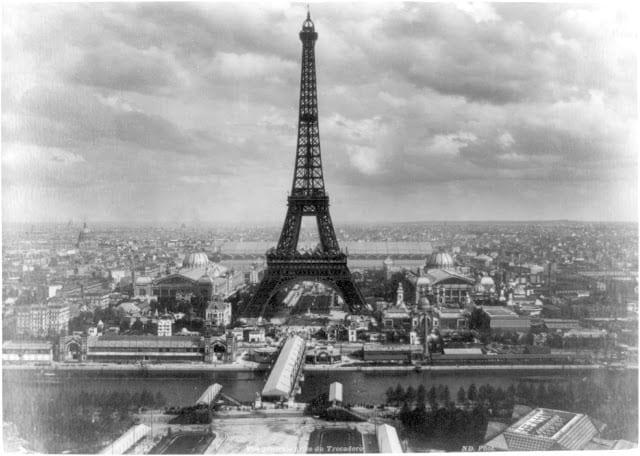 Πύργος του Άιφελ, 6 Μαΐου