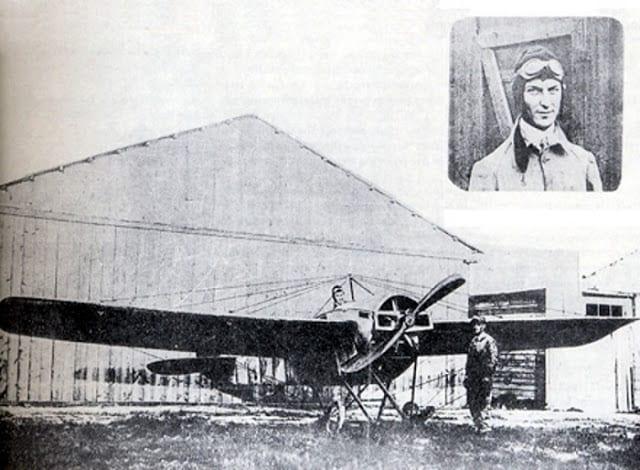 4 Απριλίου 1913: Νεκρός ο πρώτος Έλληναςπιλότος