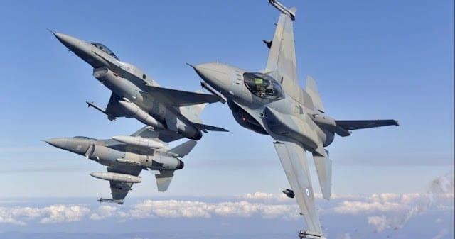 F-16, κυσεα