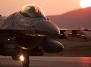 F-16, 16 Ιουνίου