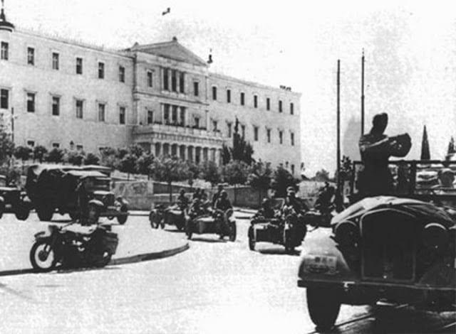 Γερμανικά στρατεύματα, 3 Μαΐου
