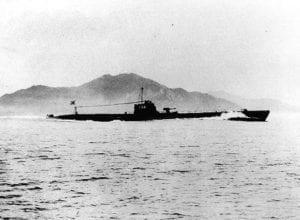 Ιαπωνικό υποβρύχιο I-26, 21 Ιουνίου