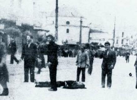 Μάης του 36 - Θεσσαλονίκη, 8 Μαΐου