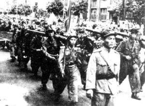Στρατιώτες - Βόρεια Κορέα, 25 Ιουνίου