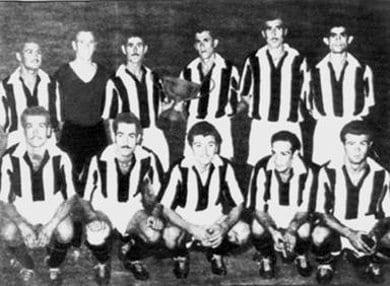 Ολυμπιακός - 1954, 23 Μαΐου