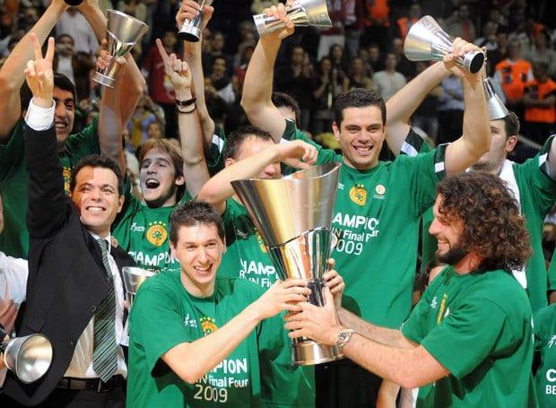 Παναθηναϊκός Euroleague 2009, 3 Μαΐου