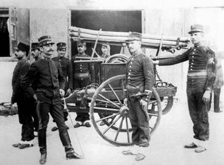 Πυροσβεστική Υπηρεσία - 1930, 12 Μαΐου