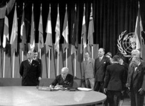 ΟΗΕ 1945, 26 Ιουνίου