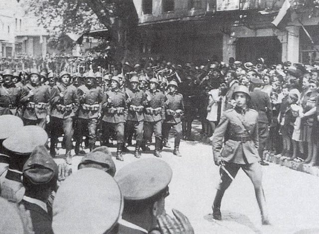 Βουλγαρικός στρατός - Ξάνθη, 3 Μαΐου
