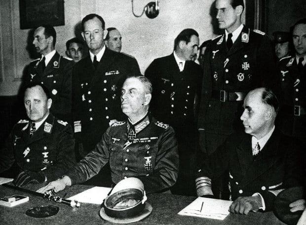 Παράδοση Ναζί, 9 Μαΐου