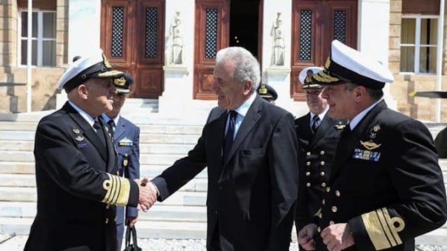Αβραμόπουλος στην ΣΕΘΑ: Αυτή είναι η Ευρωπαϊκή Ασφάλεια