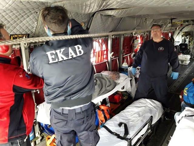 Αεροκομιδές: Η Αεροπορία Στρατού συνεχίζει να σώζει ζωές 1 Αεροκομιδές: Η Αεροπορία Στρατού συνεχίζει να σώζει ζωές