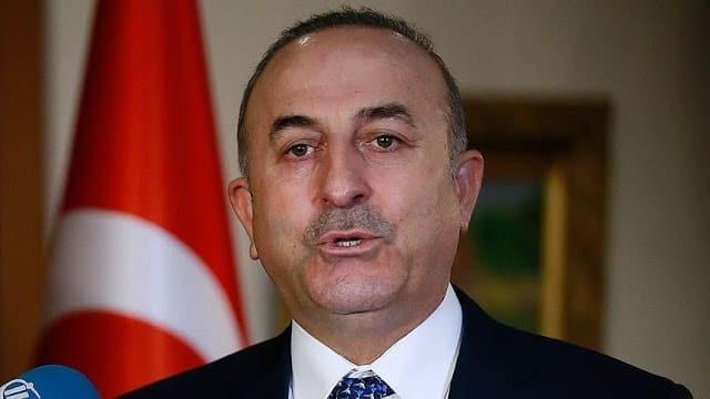 Τουρκία Τσαβούσογλου: Απειλεί να κάνει τη Λιβύη Νέα Συρία Τσαβούσογλου Πάνος Καμμένος κακομαθημένο παιδί