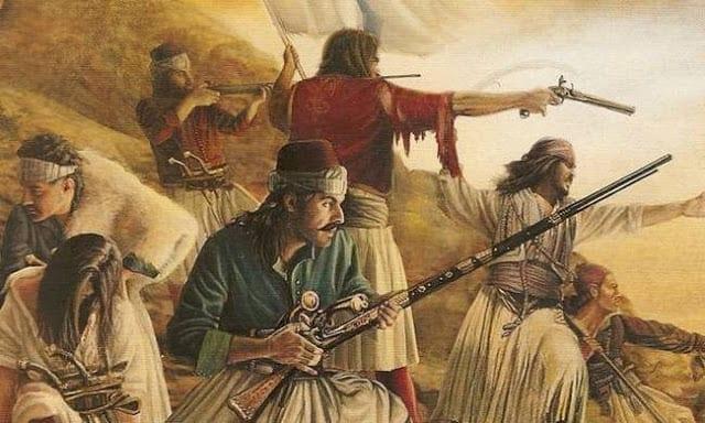 Έλληνες επαναστάτες, 9 Μαΐου