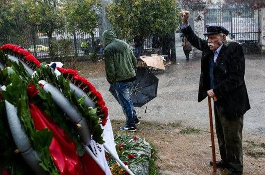 Πέθανε ο Μανώλης Γλέζος Επέτειος Πολυτεχνείου: Γιατί λέμε το στρατιωτικό πραξικόπημα «χούντα» Επέτειος Πολυτεχνείου Χούντα