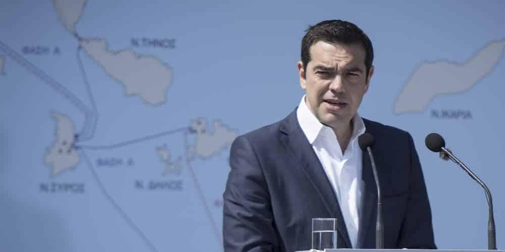 Έλληνες διπλωμάτες στο ΑΠΕ: Θετικές εξελίξεις στα ελληνοτουρκικά Τσίπρας, Καστελλόριζο, Καστελόριζο