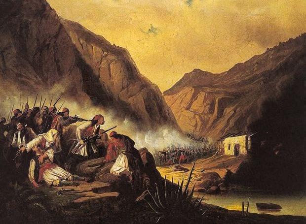 Μάχη στα Δερβενάκια, 26 Ιουλίου