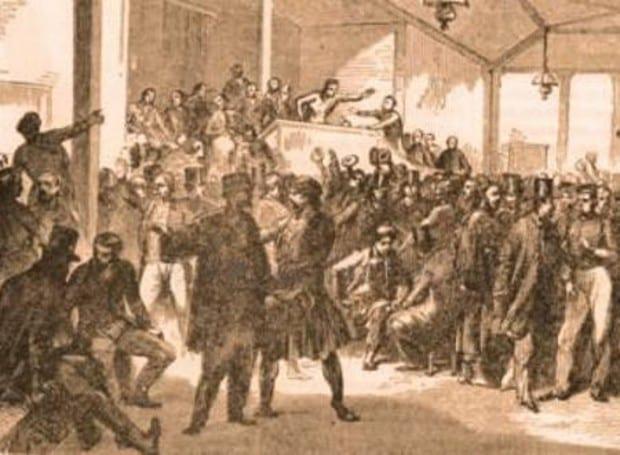 Εκλογές 1844, 3 Αυγούστου