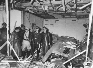 Απόπειρα δολοφονίας Χίτλερ, 20 Ιουλίου