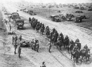 Εισβολή στην Πολωνία 1939, 1η Σεπτεμβρίου