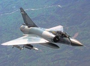 Mirage 2000, 31 Ιουλίου