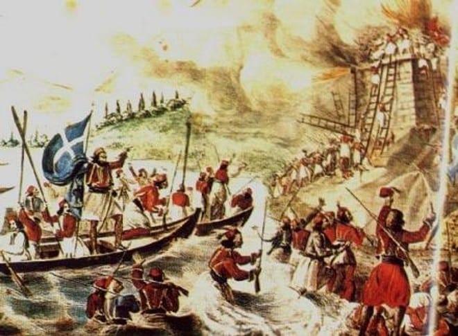 Μονεμβάσια 1821, 23 Ιουλίου