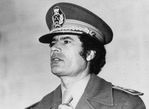 Μουαμάρ Καντάφι, 1η Σεπτεμβρίου
