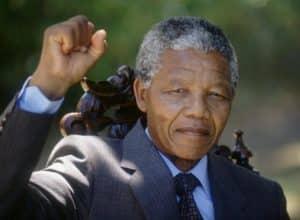 Νέλσον Μαντέλα, 18 Ιουλίου