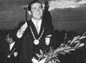 Κωσταντίνος-1960, 7 Σεπτεμβρίου