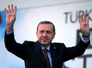 Ρετζέπ Ταγίπ Ερντογάν, 10 Αυγούστου