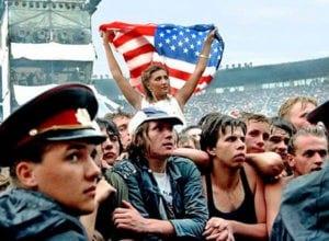 Ροκ φεστιβάλ-Μόσχα 1989, 12 Αυγούστου