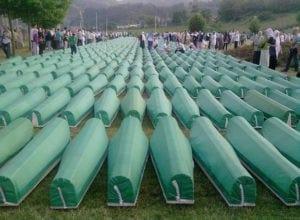 Σφαγή στη Σρεμπρένιτσα, 11 Ιουλίου