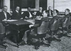 Συνθήκη του Πόρτσμουθ, 5 Σεπτεμβρίου
