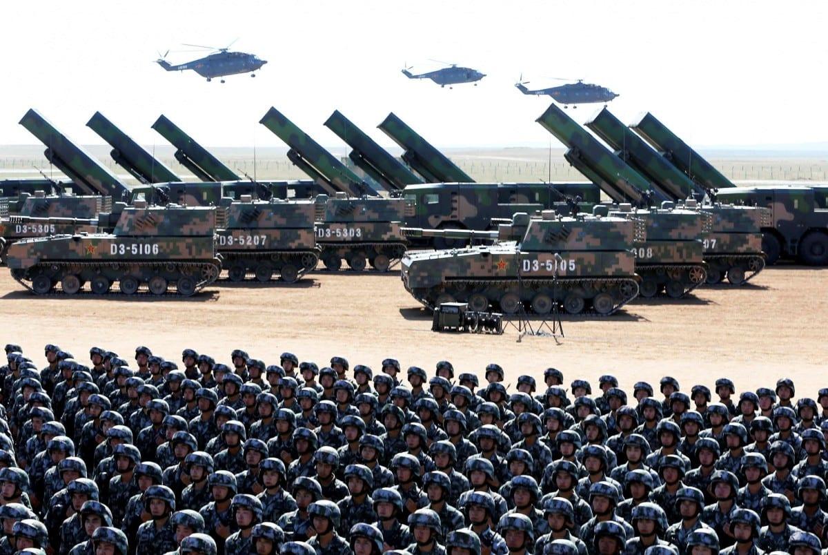 Κίνα, Λαϊκός Απελευθερωτικός Στρατός