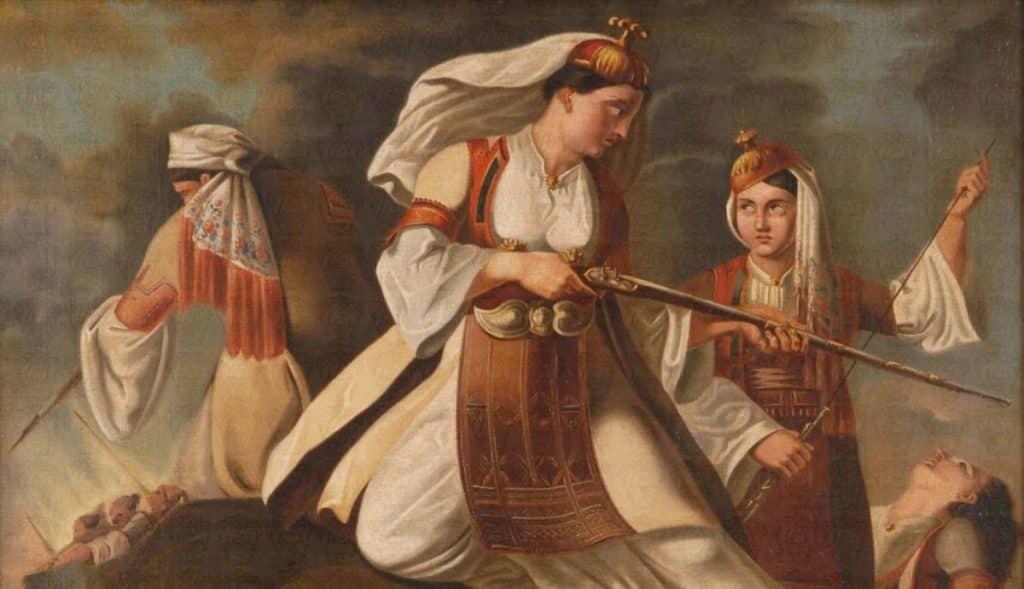 Ελληνική επανάσταση, 1821