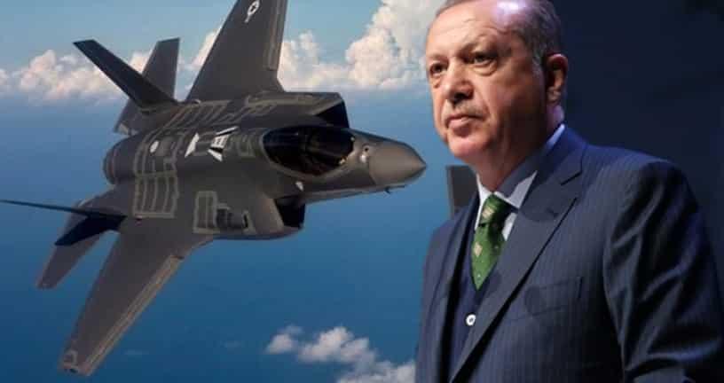 Ερντογάν f-35