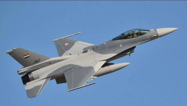 Ιρακινό F-16